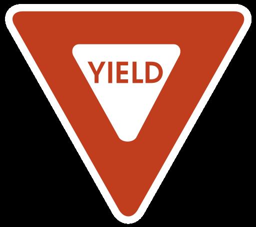 Signs: Yield (regulato...